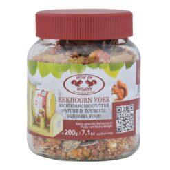 Eekhoorn pindakaas - 200 gram-0